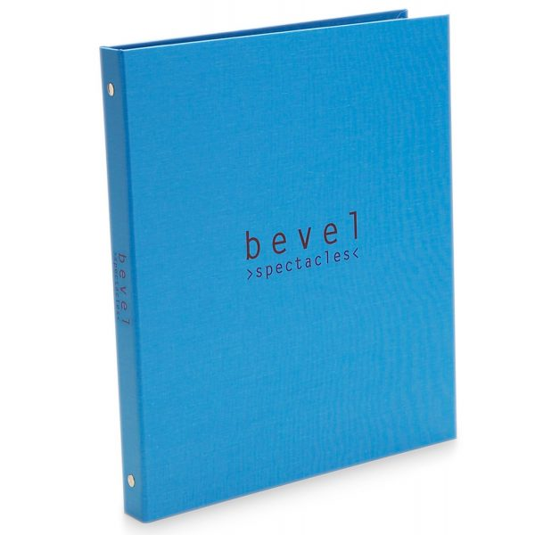Custom Bex 3-Ring Binder